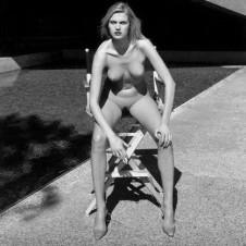 Helmut Newton - Cyberwoman 4