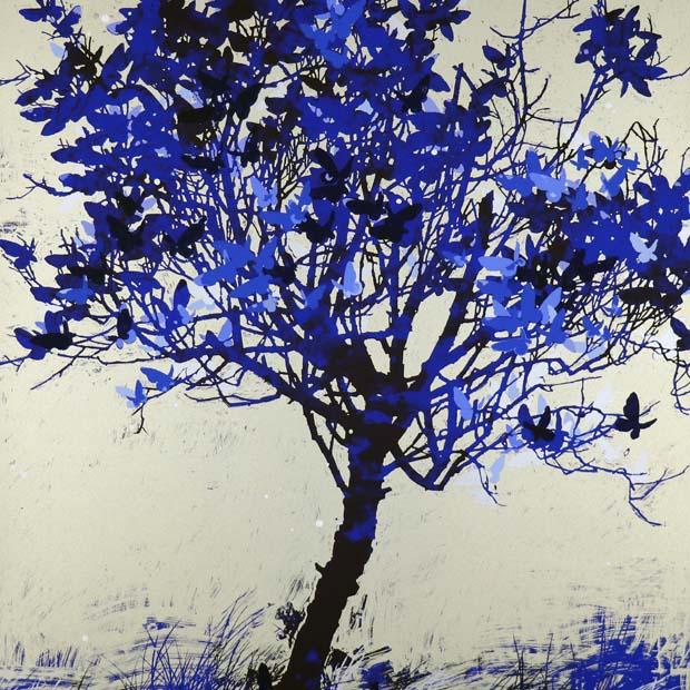 Henrik Simonsen - Blue Butterflies