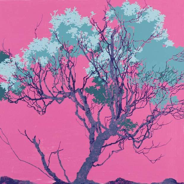 Henrik Simonsen - Pink Sloe