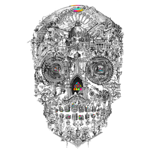 Jacky Tsai - Sanctuary Skull Lenticular