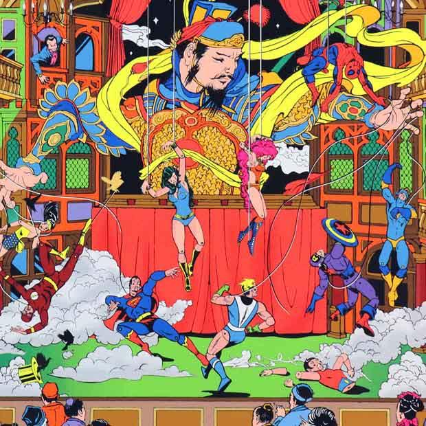 Jacky Tsai - Puppets