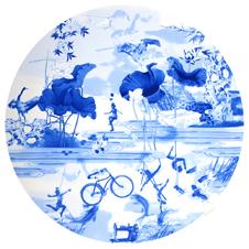Jacky Tsai - Lotus Play (Shanghai Tang series)