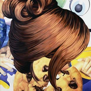 Jeff Koons - Hair