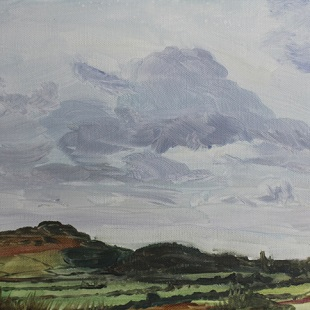 Jonathan Purday - Garn Fadryn 4pm Study