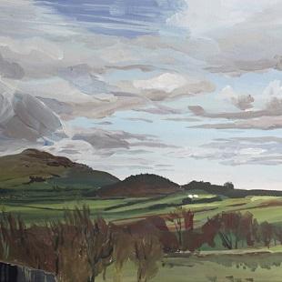 Jonathan Purday - Garn Fadryn 9am Study