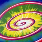 Kenny Scharf - Red Spiral Snake