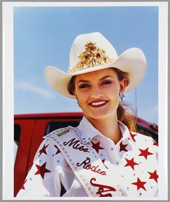 Lisa Eisner - Miss Rodeo America