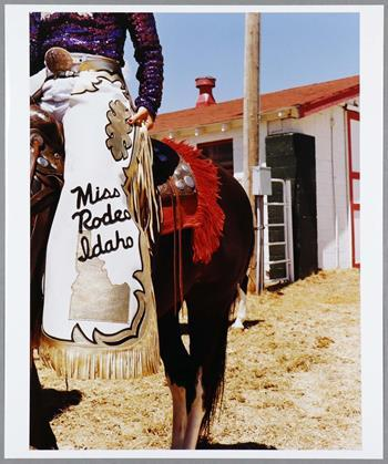 Lisa Eisner - Miss Rodeo Idaho