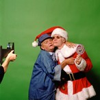 Mick Rock - Andy Warhol with Truman Capote 1979