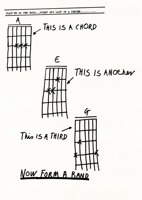 Peter Lloyd and Tony Moon | Three Chords
