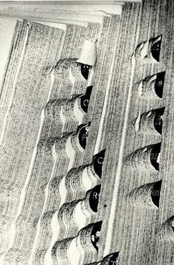 Ralph Gibson - Exlibris - Dictonary