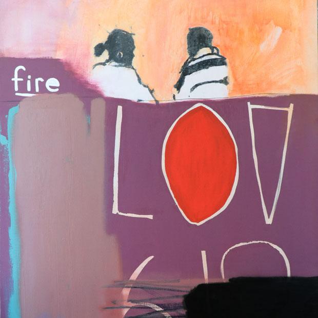 Reggie Pedro - Fire Love