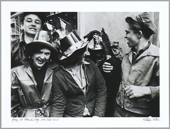 William Klein - St. Patrick's Day
