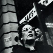 William Klein - Woman and Saks