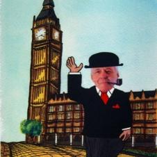 Brian Jones - Mr Benn