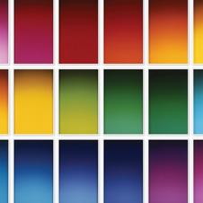 Rob and Nick Carter - Set of 18 Luminograms