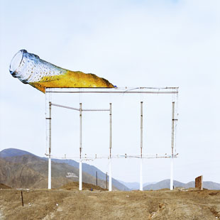 Stefan Ruiz - Billboard, Pan Americana Highway