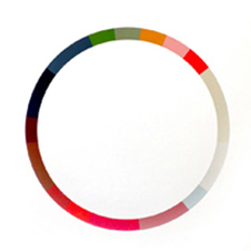 Sophie Smallhorn - Colour Wheel 6