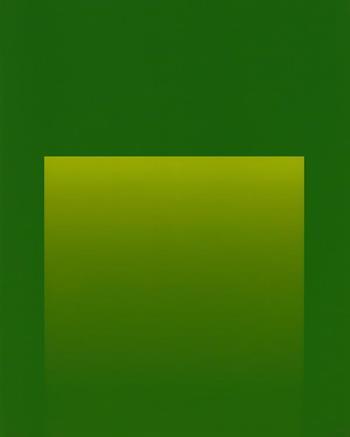 Jo Bradford - Portals Chartreuse
