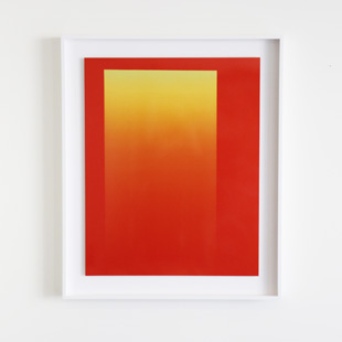 Jo Bradford - Portals Orange