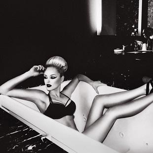 Tatiana Gerusova - Toni in a Bathtub. Hollywood CA, May 2013
