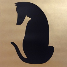 Noma Bar - Look Out (Gold Leaf)