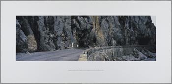 Andy Goldsworthy - Vallee du Bes Cairn 2 (June 1999)