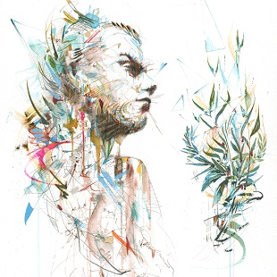 Carne Griffiths - At One With Nature