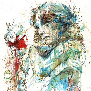 Carne Griffiths - The Curious Flower