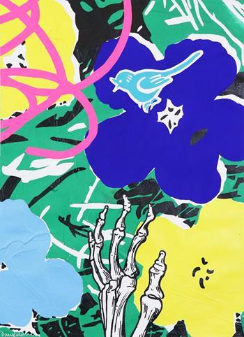 Dan Baldwin - After Warhol 2