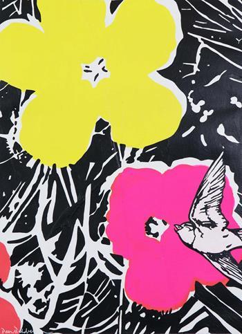 Dan Baldwin - After Warhol 3