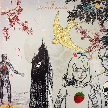 Dan Baldwin - The Future Frontline Renegades of Dead London