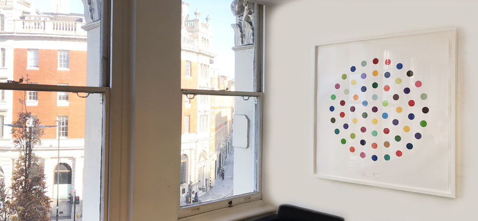 Damien Hirst Comeback Of A Great Contemporary Artist Eyestorm Magazine Article